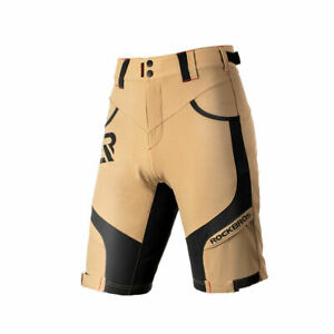 ROCKBROS Cycling Casual Mountain Pants Short Apricot