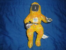 "Intel Astronaut Metallic Yellow 8"" Plush Beanbag 1997"