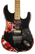 LSL Instruments EVH Striped Tribute Saticoy Electric Guitar - CHARITY AUCTION