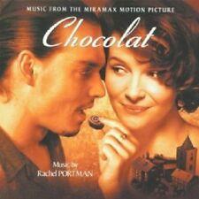 RACHEL PORTMAN (COMPOSER)/OST- CHOCOLAT  CD  18 TRACKS SOUNDTRACK NEU