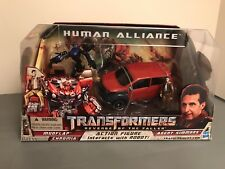 Transformers Revenge Of The Fallen Rotf Human alliance mudflap lot mib