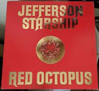 Jefferson Starship Red Octopus 1975 Grunt Records BFLI-0999 Stereo lp