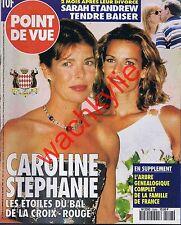 Point de vue 2508 14/08/1996 Bal croix-rouge Monaco la Chabotterie Vendée Sicile