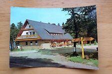 Friedrichroda - Thüringer Wald - Heuberghaus - Rennsteig - 1973 - DDR Gasthaus