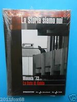 dvd la storia siamo noi n. 6 # 6 monaco 72 la lista di golda dvd nuovo sealed gq