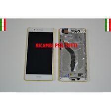 Touch Screen Display Lcd Con Frame Bianco Per Huawei P9 Lite VNS-L21 L22 L23 L31
