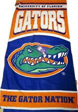 University of Florida BNWT official The Gator Nation Beach Towel merchandise