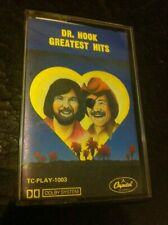 Greatest Hits Dr. Hook Cassette 1981 Capitol Walk Right in Sexy Eyes If not you