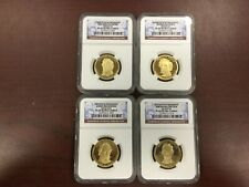 2010-S Annual Presidential 4 - Coin Proof Set - NGC PF69 Proof Ultra Cameo