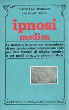 Ipnosi medica- AA.VV. 1982 RED edizioni - ST888