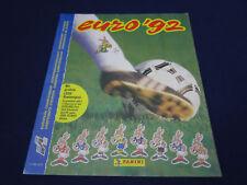 Panini EM EC 1992 Euro 92, Leeralbum/empty album, German/deutsche Version, good