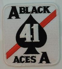 Strike Fighter Squadron 41 (VFA-41) Black Aces Patch