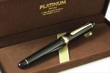 Fountain Pen PLATINUM #3776 Century Music nib 14k calligraphy Japan F/S Track