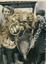 DALIDA 1970s  VINTAGE PHOTO ORIGINAL #2