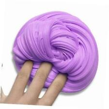 Purple Fluffy Floam Slime Goo Putty Toy Scented 50g Stress Relief ASMR NO BORAX