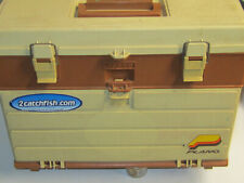 Vintage 757 Plano Tackle Box With Accessories