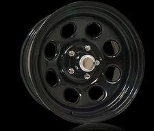 "Pro Comp Wheel 98-5873 Rock Crawler Black Monster Mod 15x8 5x5 BS:3.75"""