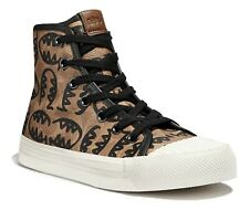 COACH C255 WITH REXY BY GUANG YU HI-TOP SNEAKERS SHOES SIZE 8.5
