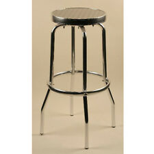Aluminum Backless Stool