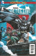 DETECTIVE FUTURES END #1 3D MOTION COVER NEAR MINT FIRST PRINT BAGGED & BOARDED