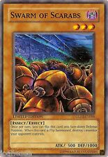 Swarm of Scarabs GLD1-EN008 Common Yu-Gi-Oh Card Near Mint Limited Edition