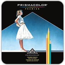 Prismacolor Premier Colored Pencils - Metal Tin Gift Set - 132 Colors
