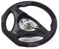 Échange Aplati Alcantara Volant en Cuir BMW M-POWER E90, E91 Neuf Cagoule