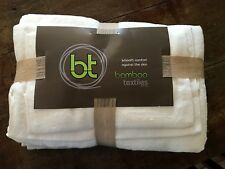 Bamboo Luxury Bath Towel set Ivory 500gsm rrp $140