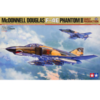 Tamiya 60310 McDonnell Douglas F-4E Phantom Ⅱ Early Production 1/32