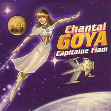 Chantal GOYA  CD single  Capitaine Flam (2 Tracks card sleeve) NEUF - NEW SEALED