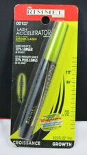 New Rimmel Lash Accelerator Grow-Lash Complex Mascara-001 Black