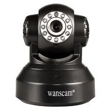 P2P HD Wireless 720P Dual Audio Pan/Tilt Wifi Indoor IP Camera with TF Card Slot