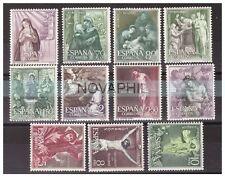SPAGNA 1962  -  SANTO ROSARIO    - SERIE NUOVA  **