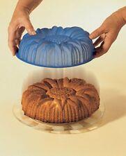 Silikon Backform Backformen Kuchen Kuchenform Silikonform Sonnenblume 24,5cm