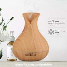 450ml USB Ultrasonic Air Humidifier Essential Oil Diffuser Aromatherapy Purifier