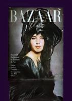 HARPERS BAZAAR-OCTOBER 1962-BEAUTIFUL BARBARIAN-CHINA MACHADO-AVEDON-ROLOFF BENY