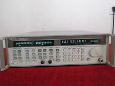 Agilent Hp 83752b Opt1e1 1ed 01 20 Ghz Synthesized Sweeper