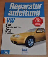 VW Golf 4 IV Generation Bora Motor Getrieb 1,9l Diesel Reparaturanleitung B1230