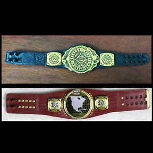 Mattel WWE NXT New Intercontinental Title Belt Elite Wrestling Belts Toy Figure