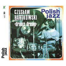 CD CZESŁAW BARTKOWSKI Drums Dream   / Polish Jazz vol. 34 / reedycja 2017
