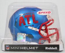 SUPER BOWL LIII 53 - Riddell Speed Mini Football Helmet (Atlanta 02-03-19)