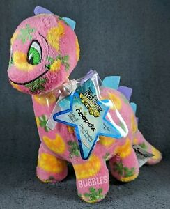 NWT 2008 Series 5 Disco Chomby Neopets Keyquest Plushie Stuffed Animal w/CODE