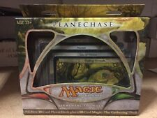 Magic The Gathering Planechase Elemental Thunder Deck Sealed For Card Game MTG