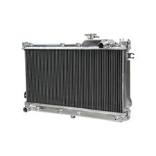 Aluminum Radiator For Mazda MX5 Miata 1990-1997 1991 1992 1993 High-per