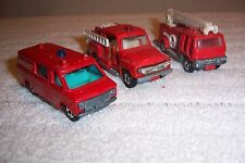 TOMICA  EMERGENCY VEHICLES -