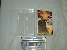 Icon - Right Between the Eyes (Cassette, Tape) Working great Tested