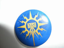 Warhammer Fantasy Battle Age of Sigmar Sigmar Icon Pin Badge New Web Exclusive