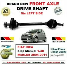 FOR FIAT IDEA 5-Sp Manual 1.3D MultiJet 2004-2011 NEW FRONT AXLE LEFT DRIVESHAFT