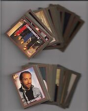 1992 Branson on Stage Complete Set of 100 Cards Near Mint to Mint Condition