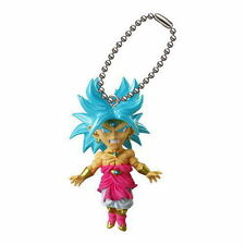 Dragon ball Z UDM 14 Ultimate Deformed Mascot Burst Key chain Figure SS Broly